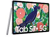 Neues Samsung Galaxy Tab S7+ mit 5G