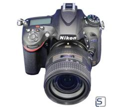Nikon D610 Kit AF-S 24-85mm leasen
