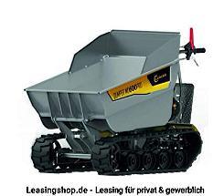 Lumag Minidumper MD 600PRO2 mit Kettenbetrieb leasen