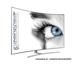 Samsung QE55Q8C GMTXZG, Curved Sterling Silber leasen