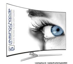 Samsung UE55MU9009 Curved leasen