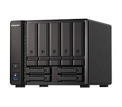 QNAP TS-h973AX-8G NAS System 9-Bay jetzt leasen