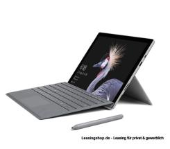 Microsoft Surface Pro i7, 8GB, 256 GB SSD leasen, Modell 2017