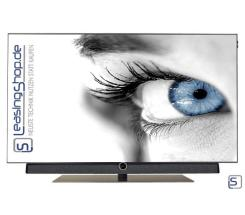 LOEWE bild 5.65 OLED TV Set inkl. Tischfuß, piano schwarz leasen