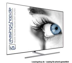 Samsung GQ55Q7FNGTXZG leasen