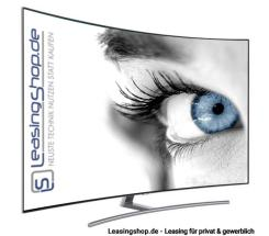 Samsung GQ55Q8CN Curved leasen