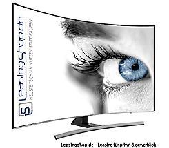 Samsung UE55NU8509 TXZG leasen, Curved