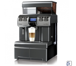 Aulika Top OTC High Speed Cappuccino EVO in anthrazit mit Festwasser leasen, mit Gewerbezulassung !
