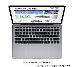 Apple MacBook Pro 13, 2.5 GHz i7, 8/128 GB SSD bis 1 TB SSD leasen, Space Grau MPXQ2D/A