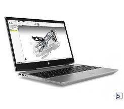 HP zBook 15v G5 Notebook 15, i7-8750H 8GB/256GB SSD P600 Win 10 Pro leasen