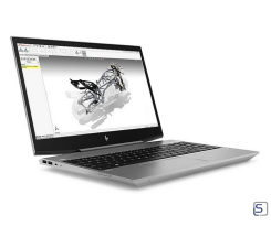 HP zBook 15v G5 Notebook 15, Xeon 16GB/256GB SSD P600 Win 10 Pro leasen