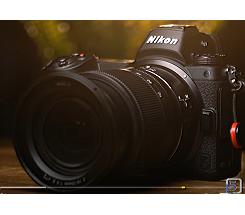 Nikon Z7 Body mit FTZ Objektivadapter leasen