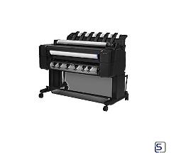 HP DesignJet T2530 ePrinter leasen, Großformatdrucker A0