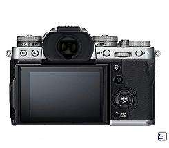 Fujifilm X-T3 Gehäuse leasen, Silber