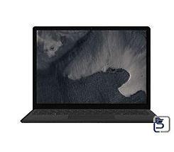 Microsoft Surface Laptop 2 für Unternehmen, 8GB/256GB SSD i7 leasen, schwarz Windows 10 Pro