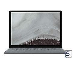 Microsoft Surface Laptop 2 für Unternehmen, 8GB/256GB SSD i5 leasen, Platin Grau, Windows 10 Pro