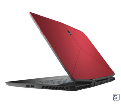 DELL ALIENWARE M17 UHD leasen, i7/16GB/256GB SSD/RTX2080, Nebula Red