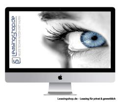 Apple iMac 21,5 leasen, 3.2 GHz 6-Core i7, Vega 20, 4K MRT42D/A-CTO-2