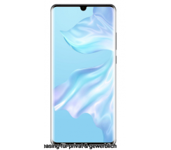 HUAWEI P30 Pro 128GB black Android leasen