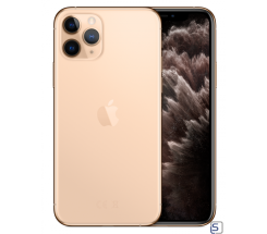 Apple iPhone 11 Pro Max, 256 GB Gold ohne Vertrag leasen, MWHL2ZD/A