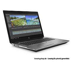HP zBook 17 i7-9850H leasen, 17 Zoll