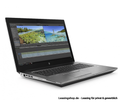 HP zBook 17 G6 6TV06EA i7-9850H leasen, 17 Zoll