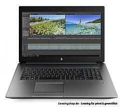 HP zBook 17 G6 6TV06EA i7-9850H leasen, 17 Zoll