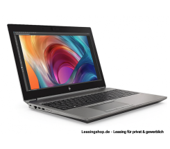 HP zBook 15 G6 6TR54EA i7-9750H leasen, 15 Zoll