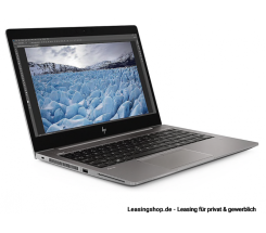 HP zBook 14u G6 6TV23EA i7-8565U leasen, 14 Zoll
