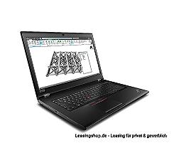 Lenovo ThinkPad P73 Full HD IPS i7-9850H vPro leasen, 17,3 Zoll