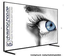 Samsung QLED GQ98Q950R 8K UHD TV leasen, Modell 2019
