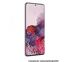 Samsung Galaxy S20 128 GB leasen, ohne Vertrag (Handy),cloud pink G980F Dual-SIM