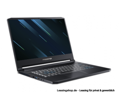 Acer Predator Triton 500 Gaming leasen, PT515-51, 16GB/1TB RTX 2060