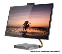 Lenovo IdeaCentre A540 27 leasen, QHD i5, 8GB/512GB SSD,UHD-Grafik 630