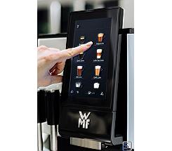 WMF 1100 S Frischmilch mit 2 Bohenbehälter leasen, Kaffeevollautomat