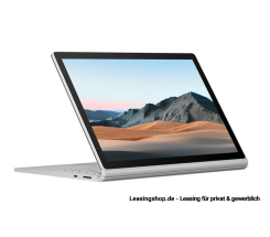 Microsoft Surface Book 3 leasen, 13 Zoll, i7 32/512GB SSD, Windows 10 Home/Pro