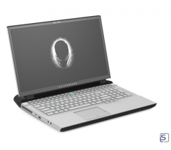 DELL ALIENWARE AREA-51M R2  leasen, 3.8 GHz i7 8GB/256SSD, RTX 2070, Modell 2020