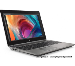HP zBook 15 G6 16GB/512GB SSD i7 leasen
