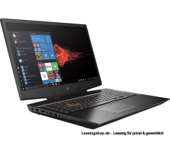HP OMEN 17 16GB/1TB 512GB SSD i7 leasen