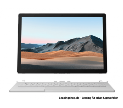 Microsoft Surface Book 3 leasen, 15 Zoll, i7 32/1TB SSD, RTX 3000, Windows 10 Pro