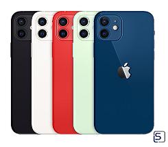 Apple iPhone 12, 128 GB in 5 Farben ohne Vertrag leasen