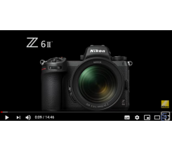 Nikon Z6 II + Z 24-70mm 1:4 S leasen