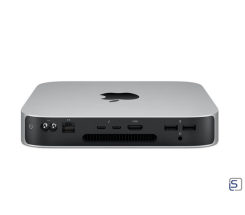 Mac mini, Apple M1 Chip mit 8‑Core CPU und 8‑Core GPU, 512 GB SSD leasen, MGNT3D/A