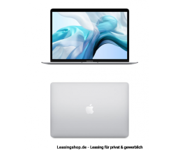 MacBook Air, Apple M1 Chip mit 8‑Core CPU und 7‑Core GPU, 256 GB bis 2 TB SSD leasen, Space Grau, Silber, Gold