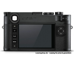 Leica M10 Monochrom leasen