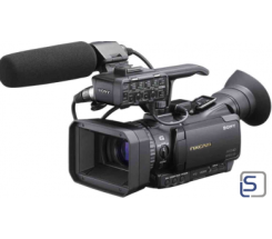Sony FDR-AX100E 4K UHD Camcorder leasen