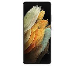 Samsung GALAXY S21 Ultra 5G Smartphone 128GB phantom silver Android 11.0 G998B jetzt leasen