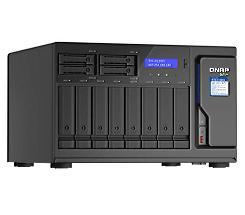 QNAP TVS-h1288X-W1250-16G NAS System 12-Bay leasen