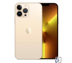 Apple iPhone 13 Pro Max, 1 TB ohne Vertrag leasen, Gold MLLM3ZD/A