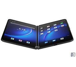 Microsoft Surface Duo 2 leasen, 512GB, Farbe Obsidan